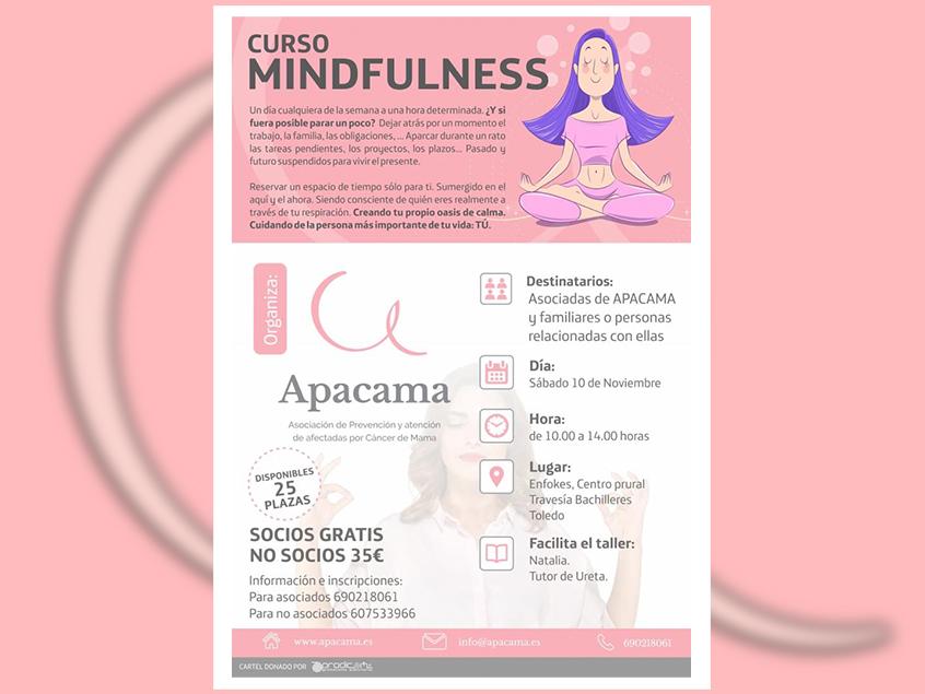 curso mindfulness cancer de mama